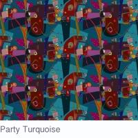 Party Turquiose