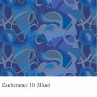 Exuberance 10 Blue