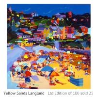 Yellow Sands Langland