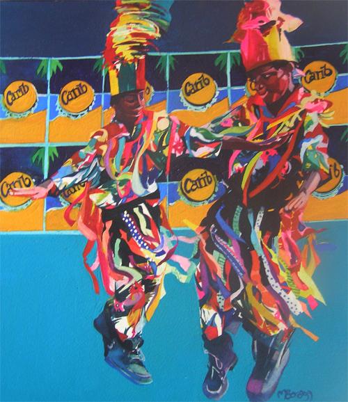 dancers nevis wc