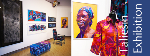 taliesin exhibition